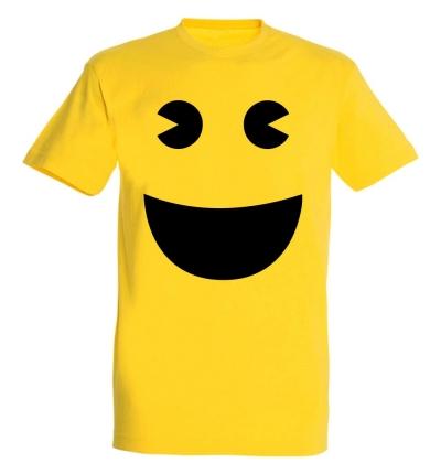 Déguishirt Pac-Man : Déguisement T-shirt de Pac-Man classique
