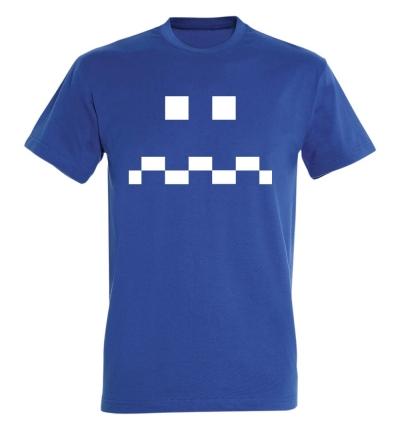 Déguishirt de Fantôme vulnérable dans Pac-Man : Déguisement T-shirt de fantôme vulnérable