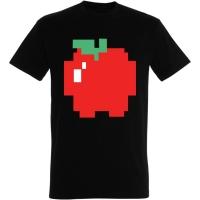 Déguishirt Pac-Man : Déguisement T-shirt de la pomme Pac-Man