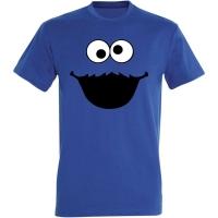 Déguishirt Série TV : T-shirt Déguisement de Macaron le Glouton / Cookie Monster
