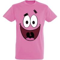 Déguishirt Bob l'Éponge : Déguisement T-shirt de Patrick Étoile