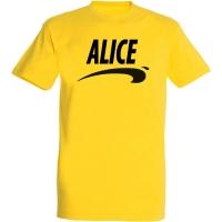 Déguishirt Film : T-shirt Déguisement d'Alice de Nice