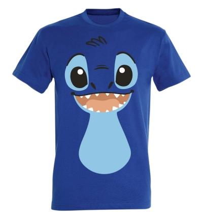 Déguishirt Disney : T-shirt Déguisement de Stitch (De Lilo et Stitch)