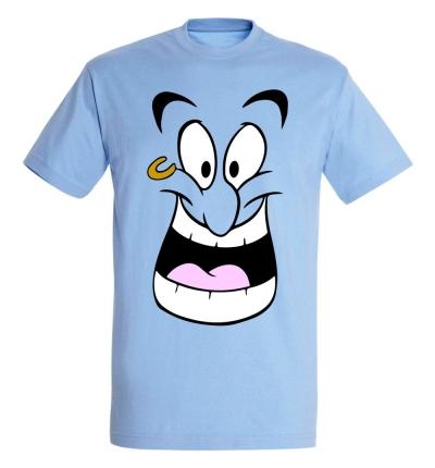 Déguishirt Disney : T-shirt Déguisement du Génie d'Aladdin
