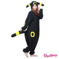 Déguisement Pokémon Noctali adulte : Pyjama Kigurumi Noctali Homme Femme