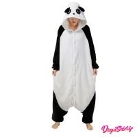 Déguisement kigurumi de panda
