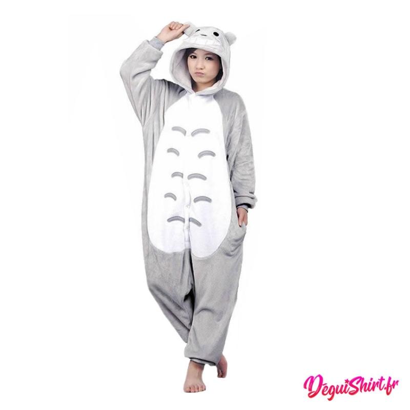 Déguisement kigurumi de Totoro (Mon voisin Totoro)