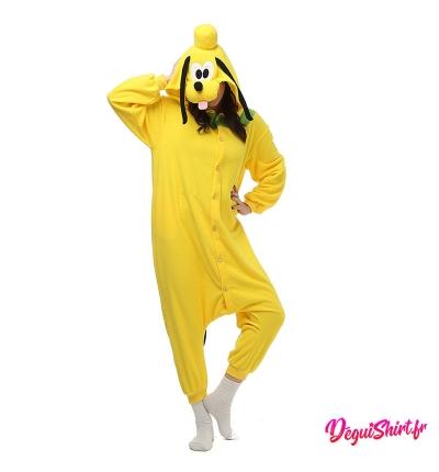 Déguisement kigurumi Pluto, chien de Dingo