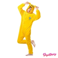 Déguisement Adventure Time : Pyjama Kigurumi Jake