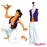 Costume réaliste d'Aladdin (Disney)