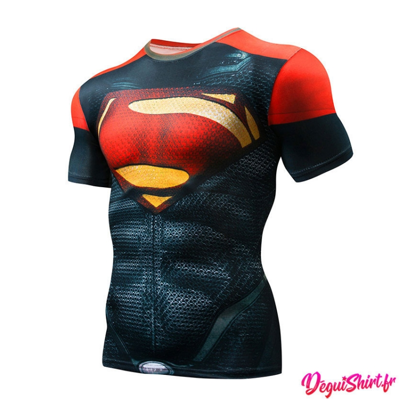 Déguishirt Fit Superman