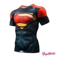Déguishirt Superman : T-shirt Déguisement Justice League DC