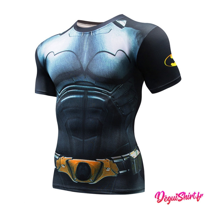 Déguishirt Batman sombre Justice League DC