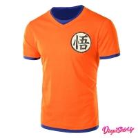 Déguishirt Dragon Ball Wu : T-shirt Déguisement Sangoku Son Gohan Son Goten