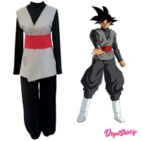Déguisement Dragon Ball de Black Goku