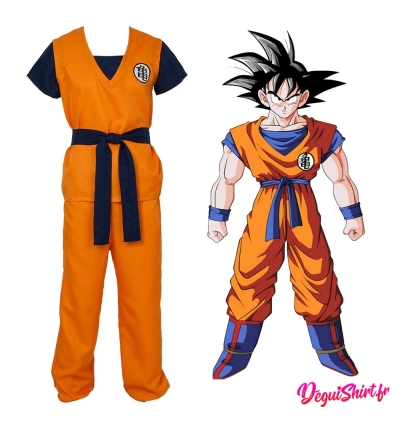 Déguisement Dragon Ball de Sangoku Son Goku Kakarot