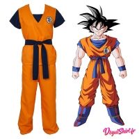 Déguisement Dragon Ball de Sangoku Son Goku Kakarot