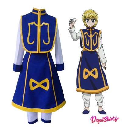 Déguisement Kurapika (Hunter x Hunter)