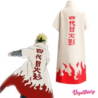 Costume Naruto : Manteau/Cape 4ème Hokage