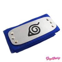 Bandeau Naruto : Konoha bleu (Ninja)