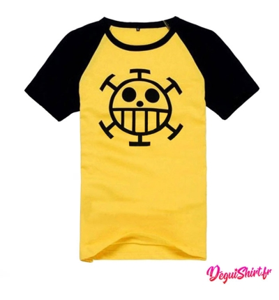 Déguishirt One Piece : T-shirt Déguisement Trafalgar Law