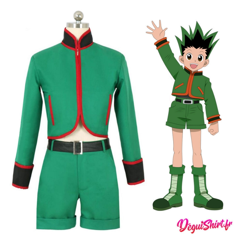 Déguisement Gon Freecss (Hunter x Hunter)