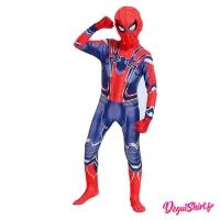 Déguisement Spiderman réaliste enfant garçon