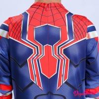 Dos déguisement Spiderman réaliste enfant garçon