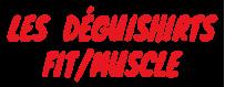 DéguiShirts Fit Muscle (Déguisement T-shirt) pour Adulte Homme