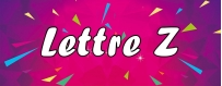DeguiShirt.fr - Costumes & T-shirts déguisement Thème Lettre Z