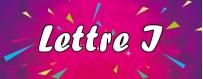 DéguiShirt.fr - Costumes & T-shirts déguisement Thème Lettre I