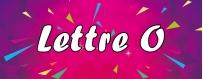 DéguiShirt.fr - Costumes & T-shirts déguisement Thème Lettre O