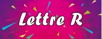DéguiShirt.fr - Costumes & T-shirts déguisement Thème Lettre R