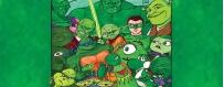 DéguiShirt.fr - Costumes & T-shirts déguisement thème couleur Vert
