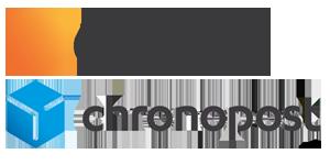 Logo transporteurs Colissimo et Chronopost